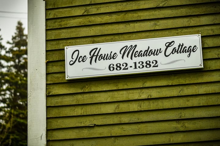 Ice House Meadow Cottage. Your relaxing retreat by the waters edge