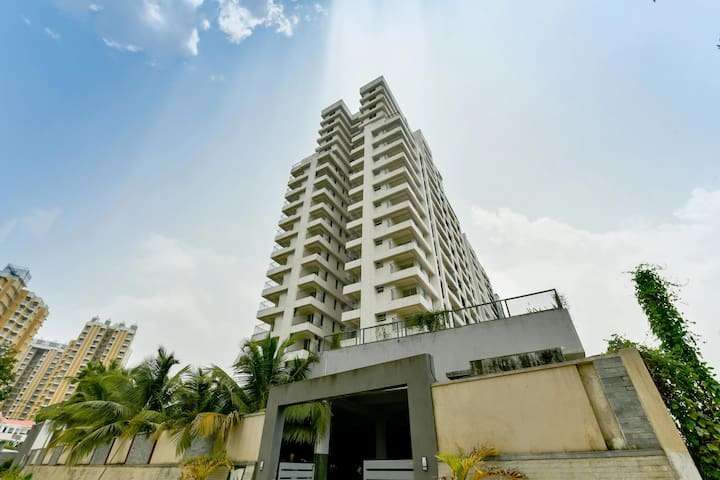 OYO - Splendid 1BHK Home Stay in Kochi - Prices Dropped