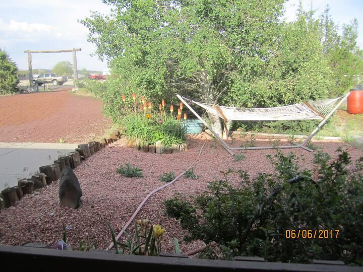 Meditative peaceful retreat , on 2 1/2 acres .  ,