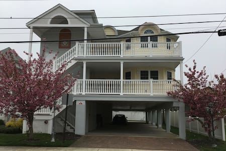NEW 3 BDRM CONDO CLOSE TO BEACH AND RESTAURANTS - Margate City
