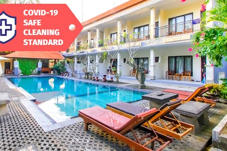 Uluwatu Tropical Holiday Room | STERILIZED