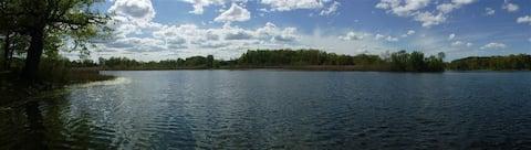 Hudson: MV Buren Lake Cottage I