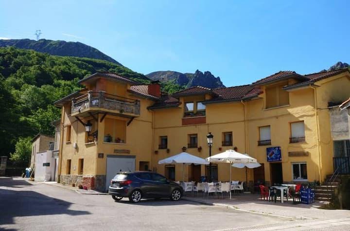 Apartamentos turísticos en Tarna 2, Caso