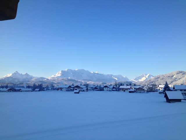 Alpenchalet Wallgau
