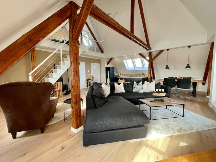 THE VIEW Loft Waldeck