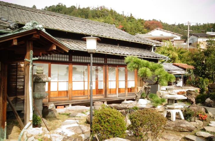 Japanese style Guest house Toranjyo lit 2 :) - Tamano city - Haus