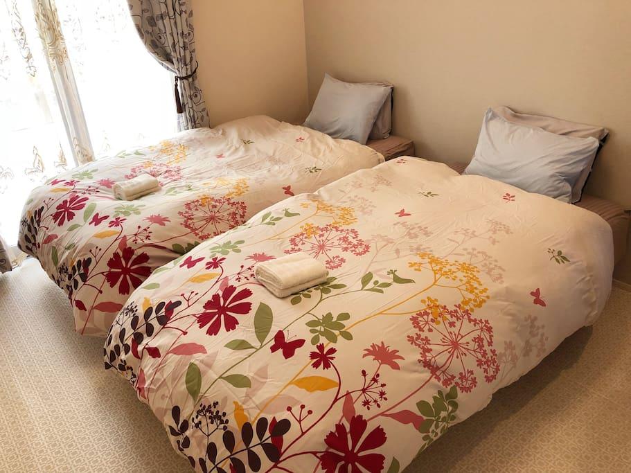 MUJI Pocket coil mattress 無印良品高級床墊