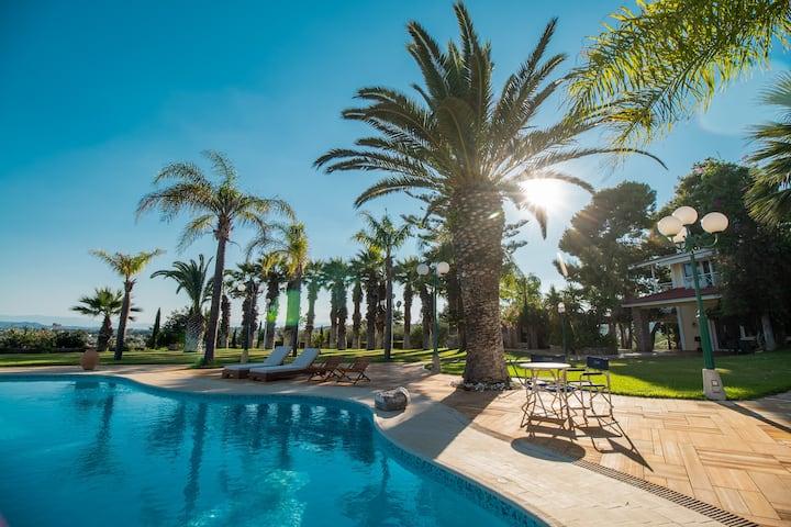 Paradise Lux Villa Porto Cheli!
