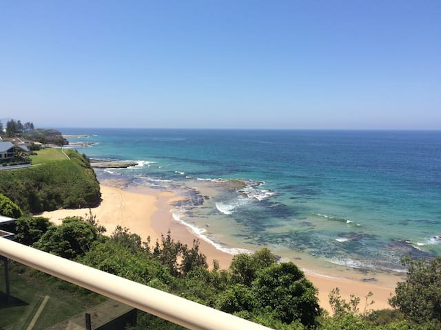 180 Degrees- Beachfront Escape - Austinmer - Appartement