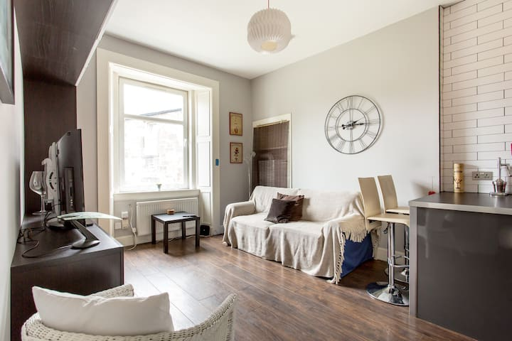 Cosy Edinburgh Apartment Close to Haymarket