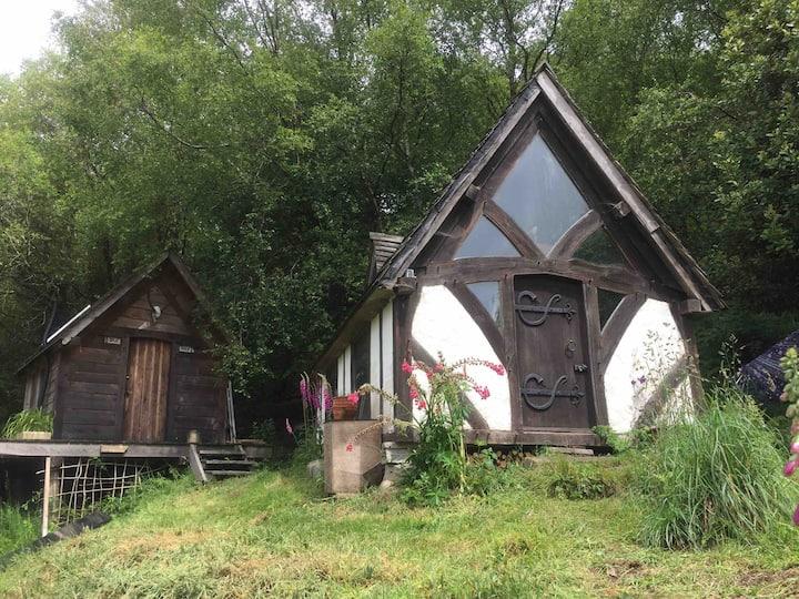 A Corn Cabin