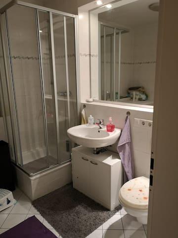 2-Raum-Wohnung mit Balkon, 40 qm in Dresden-Mitte