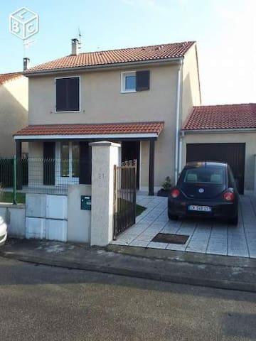 Maison - Jonage - บ้าน