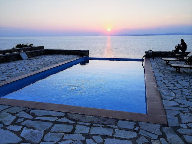 Blue Waters - Holiday retreat in Kea - Koundouros