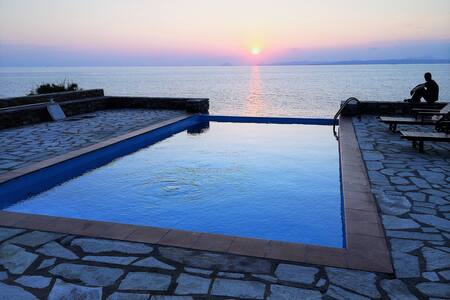Blue Waters - Holiday retreat in Kea - Koundouros - Casa
