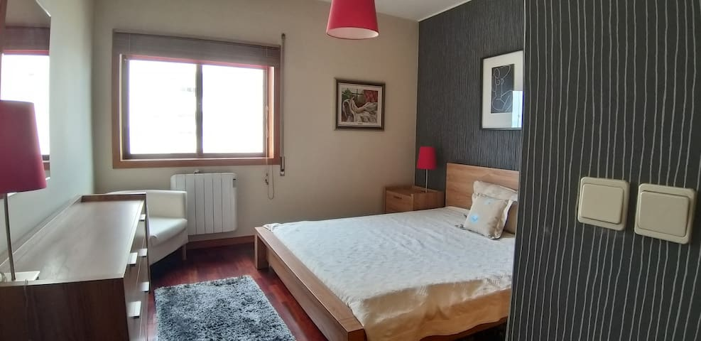 Private suite comfy and modern - São Vicente/Braga
