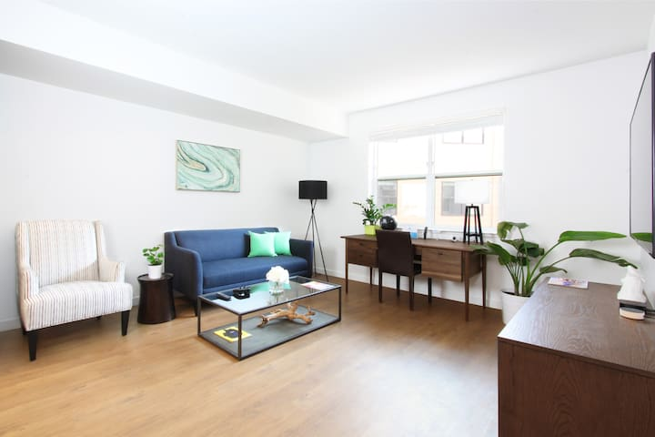 Spacious, Brand New & Immaculate 1BR in Sunnyvale