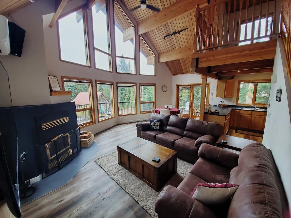 cabin rental in bc