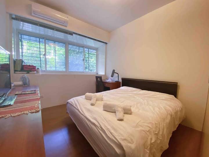 萬芳社區光舍 雙人床房型 double bed room Wanfang community