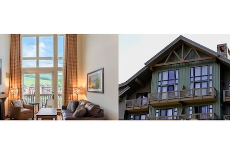 #1530 Inside The Lodge At Spruce Peak | Penthouse Studio | Big views! 5th floor