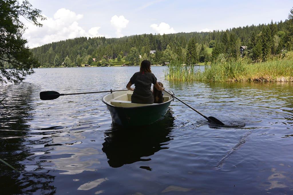Eigene Boote kostenlos verfügbar