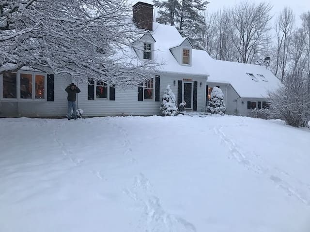 All seasons room in lovely Vermont!