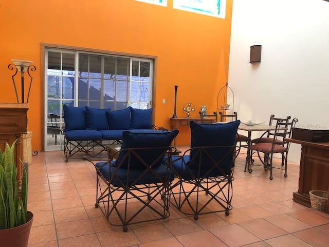 Alojamiento en zona tranquila - Guadalajara
