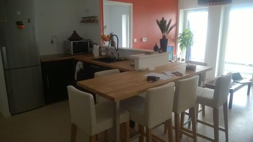 Nouvel appartement proche de Lille - Lille - Apartment