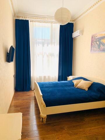Центр! 2 раздельные комнаты Горсад Дерибасовская