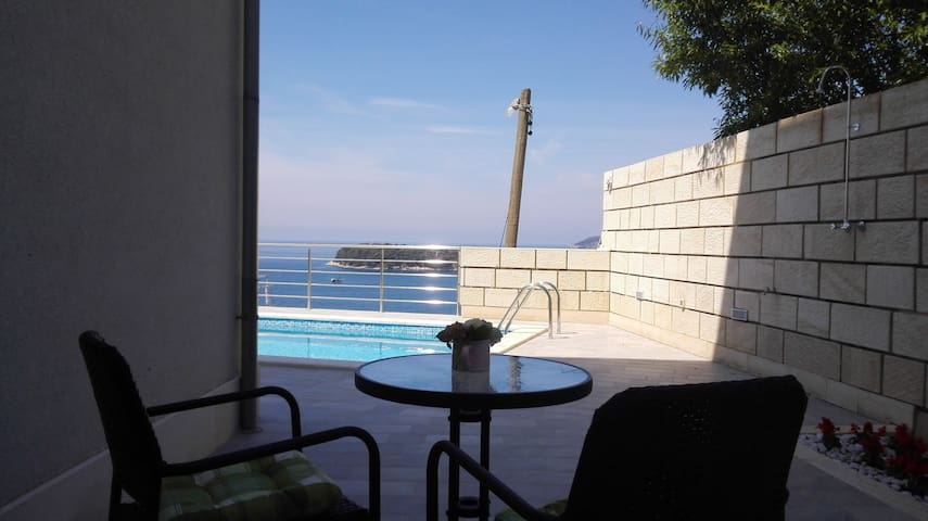 Oliva 2 Studio Sea View - Dubrovnik - Appartement