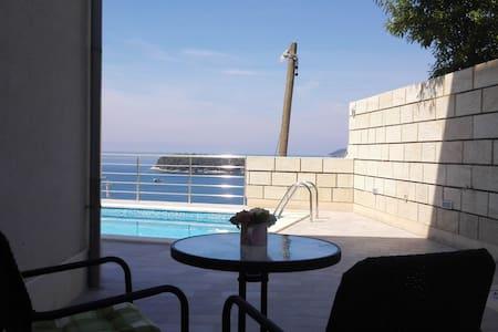 Oliva 2 Studio Sea View - ดูบรอฟนิก - อพาร์ทเมนท์