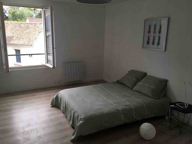 Appartement 5 min A6 .25 min paris porte d Italie