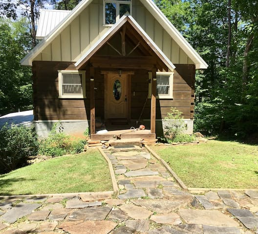 Ne Ga Cozy Log Cabin On Lake Hartwell Cabins For Rent In