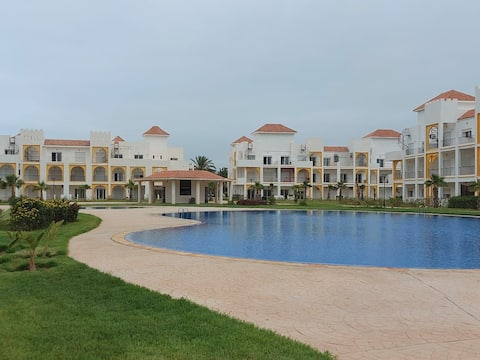 appartement haut standing à la marina Saidia