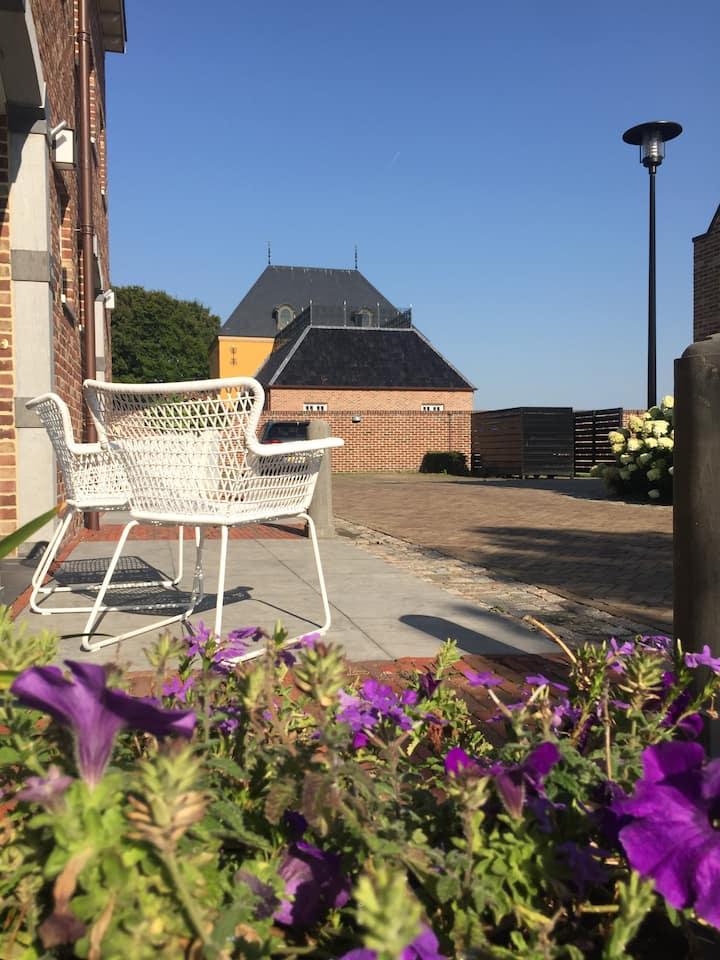 vakantiehuis uitermate toegankelijk voor rolstoel