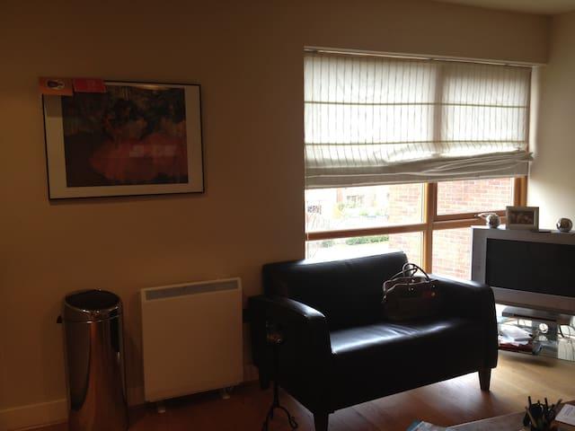 1 bedroom appartment, Dublin suburb - Malahide - Apartamento