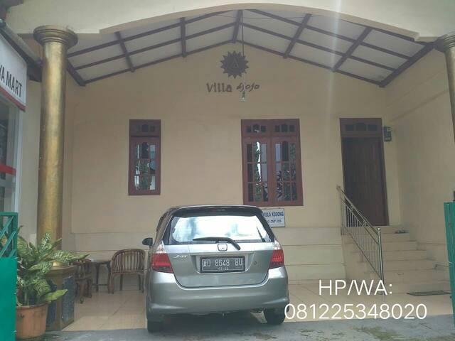 Homestay Citro Djojo,Anggap Rumah Sendiri