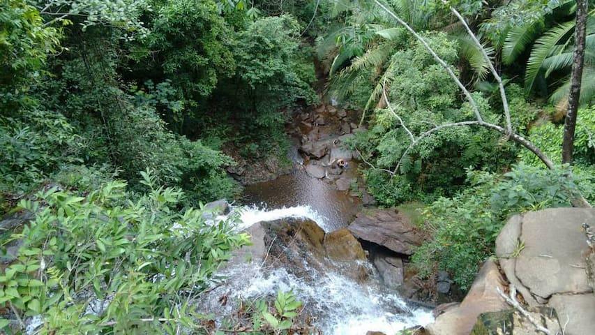 Chalé Jatobá na Reserva Ecológica Caraívas