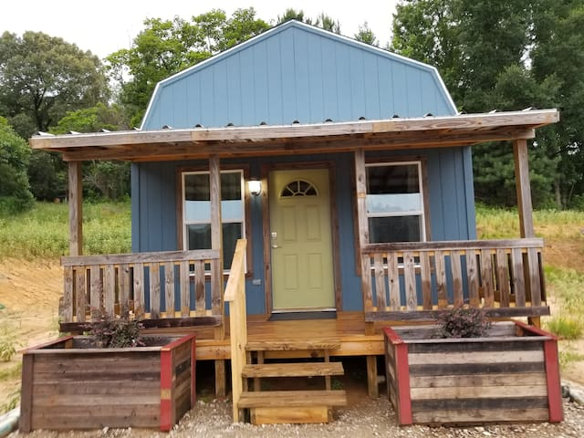 The Trails at Lavender Rd - Cabin A - Blue Bonnet