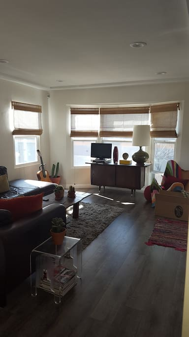 Different view of living room
