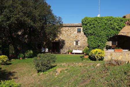 Apart. en Masía S.XIX (Costa Brava) - Mont-ras - วิลล่า
