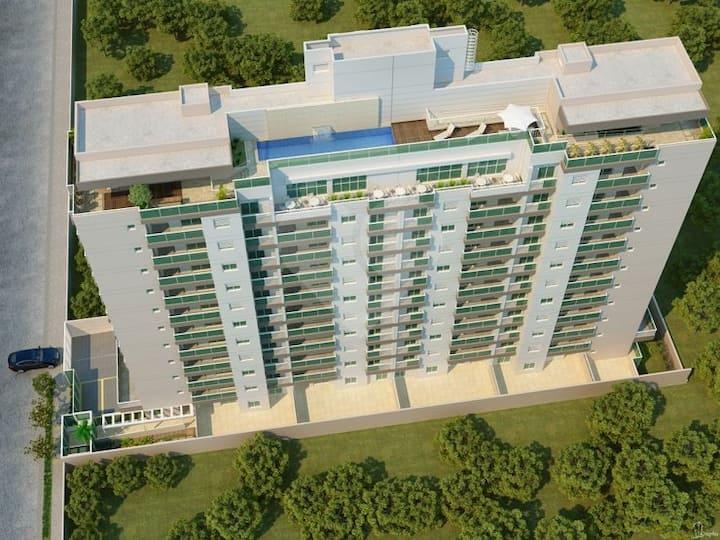 Apartamento com ótima infraestrutura.