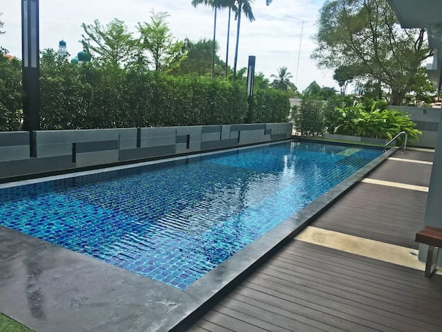 Seaview Comfort Apartment Enjoy The Time - Phuket - Pis
