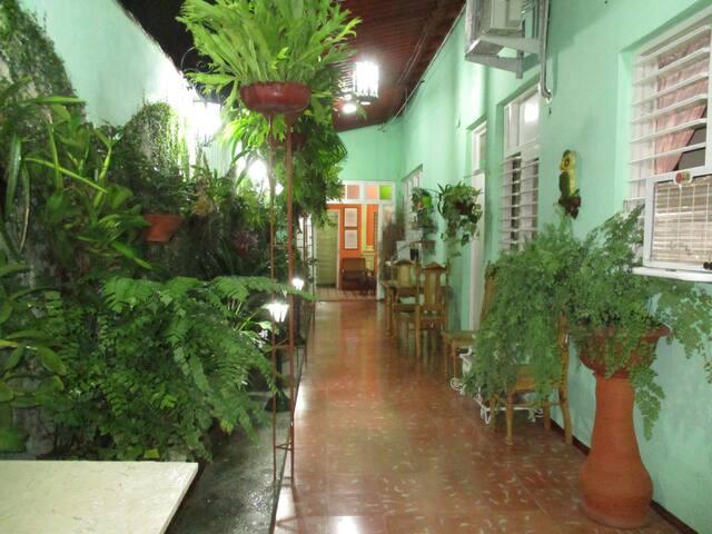 Hostal D'Avila Casa Verde 2 ROOMS,With WI-FI