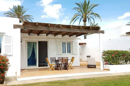 beach front villa in soun bou - Son Bou - House