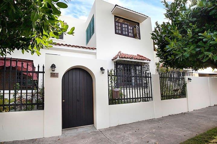 Casa Marquesa Entire House - San Juan - Casa