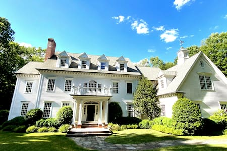 Beautiful country estate one hour from NYC