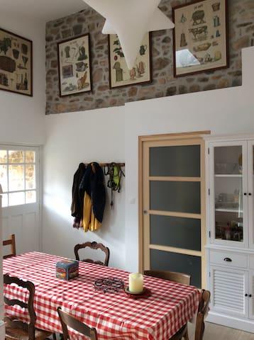 Grande Maison Familiale à Pleubian