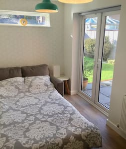 Private room with toilet near Goodwood/Chichester - West Sussex - Haus