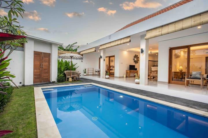 Bens Mertanadi Villa 2 Bedroom Private Pool Kuta